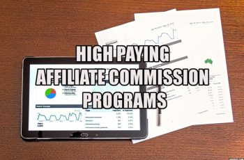 high paying affiliate commissions